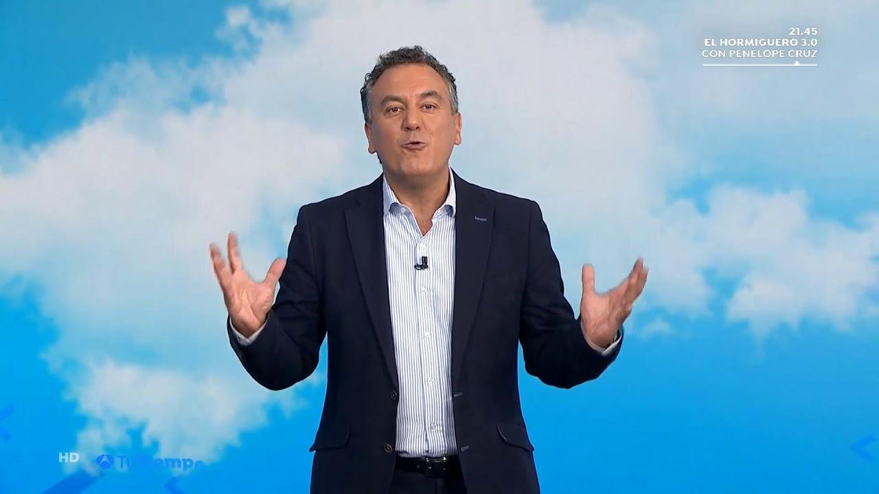 Antena 3 Tu Tiempo Con Roberto Brasero Intro 03 09 2018 Youtube