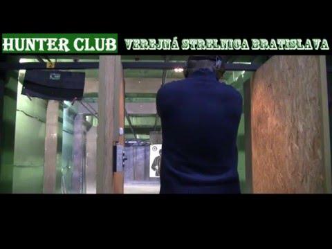 HUNTER CLUB strelnica Bratislava