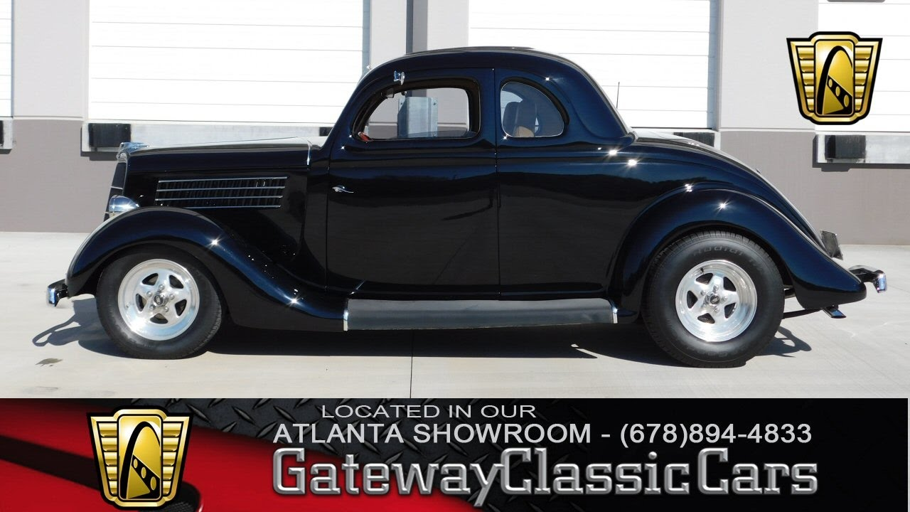 1935 Ford 5 Window Coupe - Gateway Classic Cars of Atlanta #226 ...