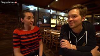 Встреча с подписчицей из Латвии. Работа и зарплата в Японии