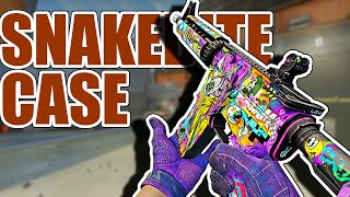 SNAKEBITE CASE ★ CS:GO Showcase
