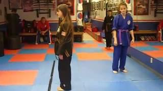 Street Self Defense:  Martial Arts  2018 March