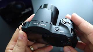 Review Canon SX 420 IS