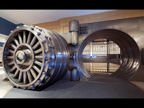 How It's Done: BANK VAULT