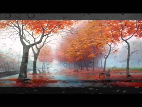 RELAX - Sleepy Rain: With Delta Brainwave Pulses [HD]