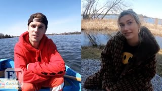 Justin & Hailey Bieber Reflect On Their Breakup, Marriage In Facebook Watch Series 'The Biebers'