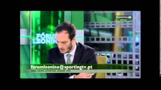 Samico na Sporting TV