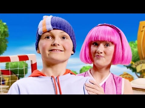 Lazy Town Song | Time to Play with Stephanie Music Video | Lazy Town Songs