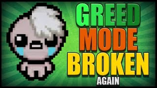 GREED MODE BROKEN - Afterbirth Greed Mode [38]