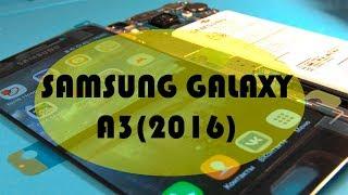 Samsung Galaxy A3 (2016) Замена экрана