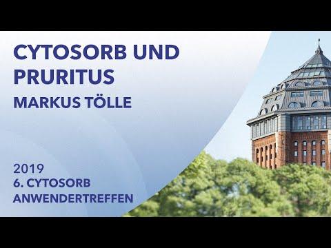 CytoSorb und Pruritus | Markus Tölle | 6. CytoSorb Anwendertreffen DACH | 2019 | Hamburg