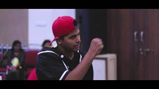 Roots - DIVINE ft. Raja Kumari  | Dance Choreography By Tushar Shetty | DANCERS CAMP INDIA | Chandra