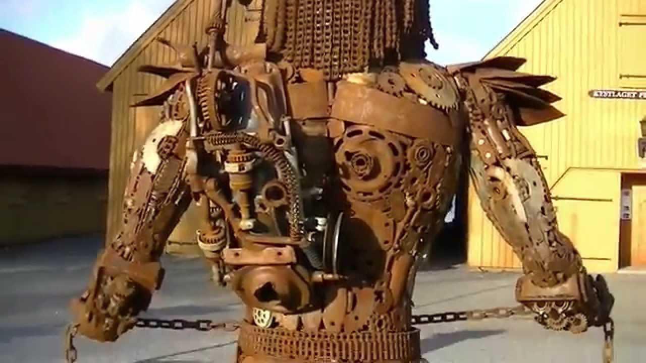 Predator vs. Alien - Hecho de hierro/Made of Iron
