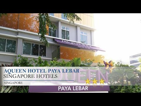 Aqueen Hotel Paya Lebar - Singapore Hotels, Singapore