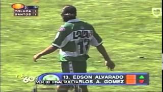 TOLUCA CAMPEON, Final Ver00, Toluca 5-1 Santos, Estadio Nemesio Diez, 03Junio2000