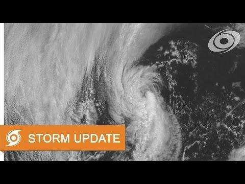 Post-Tropical Storm Arlene - Update 2 (15:00 UTC, April 21, 2017)