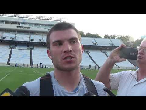 UNC Austin Proehl Interview