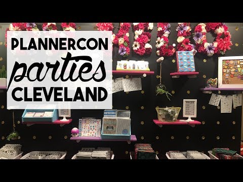 YOU BASIC!! PLANNERCON PARTIES CLEVELAND | August 9-10, 2018