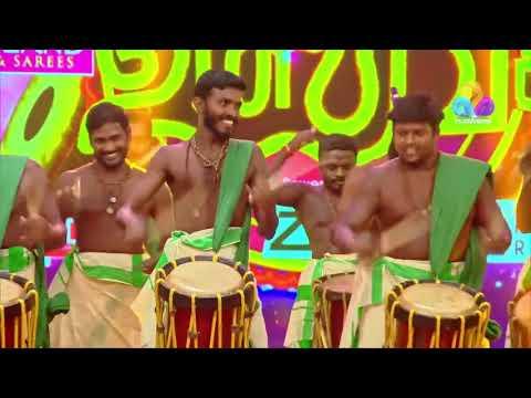 Aattam Shinkarimelam fusion with Chemmen Band  -  Comedy Utsavam │Flowers TV│