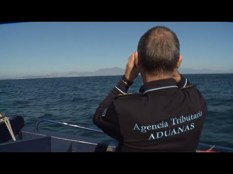 L'Andalousie, porte d'entrée du haschisch en Europe
