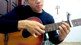 [Guitar] Hướng Dẫn INTRO BUÔNG ĐÔI TAY NHAU RA (MTP) Cực Dễ ★Tú Hoàng★