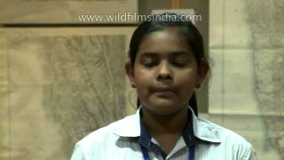 Young India Speaks: Smiti Mittal from The Shri Ram School, Gurgaon, against owl slaughter