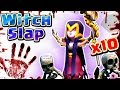 Witch Slap/ Walk (New) : 10 WITCHES TH9 SUPER STRONG 3 STAR WAR ATTACK STRATEGY 2017| Clash of clans