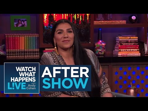 After Show: Asa Soltan Rahmati On The 'Bastard' Talk | Shahs of Sunset | WWHL