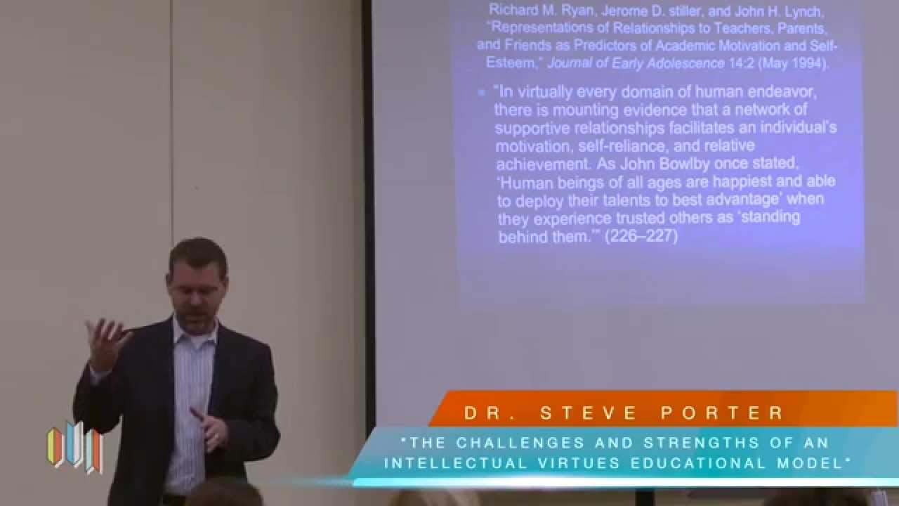 the challenges and strengths of an intellectual virtues the challenges and strengths of an intellectual virtues educational model by steve porter