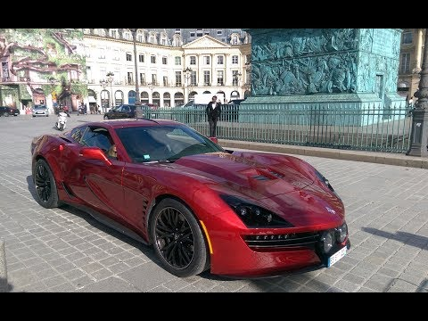 The 1 1 Equus ThrowbackS Spotted in Paris what a sound