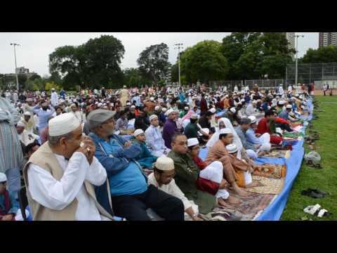 EID AL-FITR 2015, Dentonia Park, Toronto, Canada