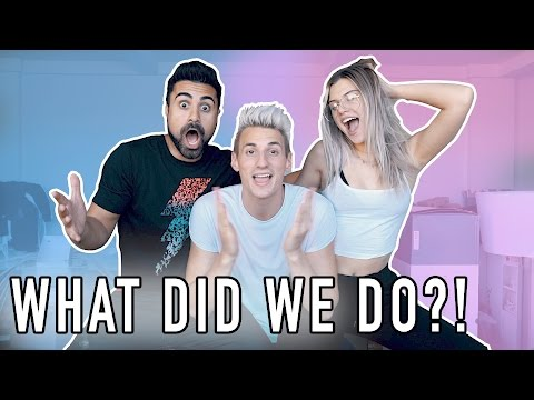 Thumbnail: YOU CAN'T LEAVE US ALONE! WE GOT WEIRD!
