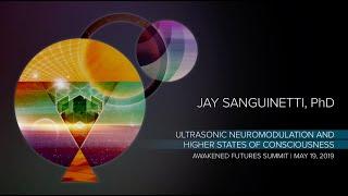 Dr.  Jay Sanguinetti - Ultrasonic Neuromodulation and Higher States | Awakened Futures Summit 2019