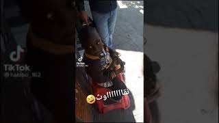 طفل النيجيري شعيب يصنع الحدث (تشبع ضحك )2021🤣😂🇩🇿
