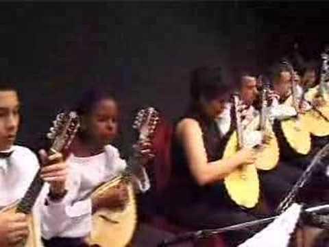 Chaconne In G Minor - Vitali - Fábio Machado, Mandolin