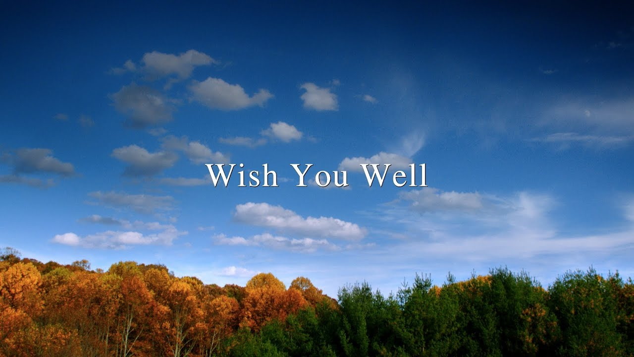 Image result for wish you well