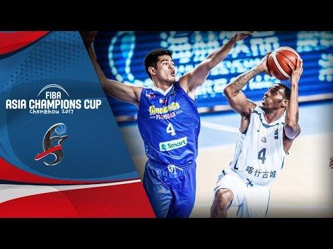 LIVE 🔴 - China Kashgar (CHN) v Chooks-To-Go (PHI) - Quarter-Final - FIBA Asia Champions Cup 2017