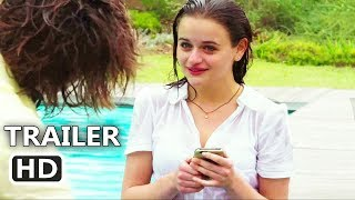 THE KISSING BOOTH Official Trailer (2018) Joey King, Molly Ringwald, Netflix Teen Movie HD