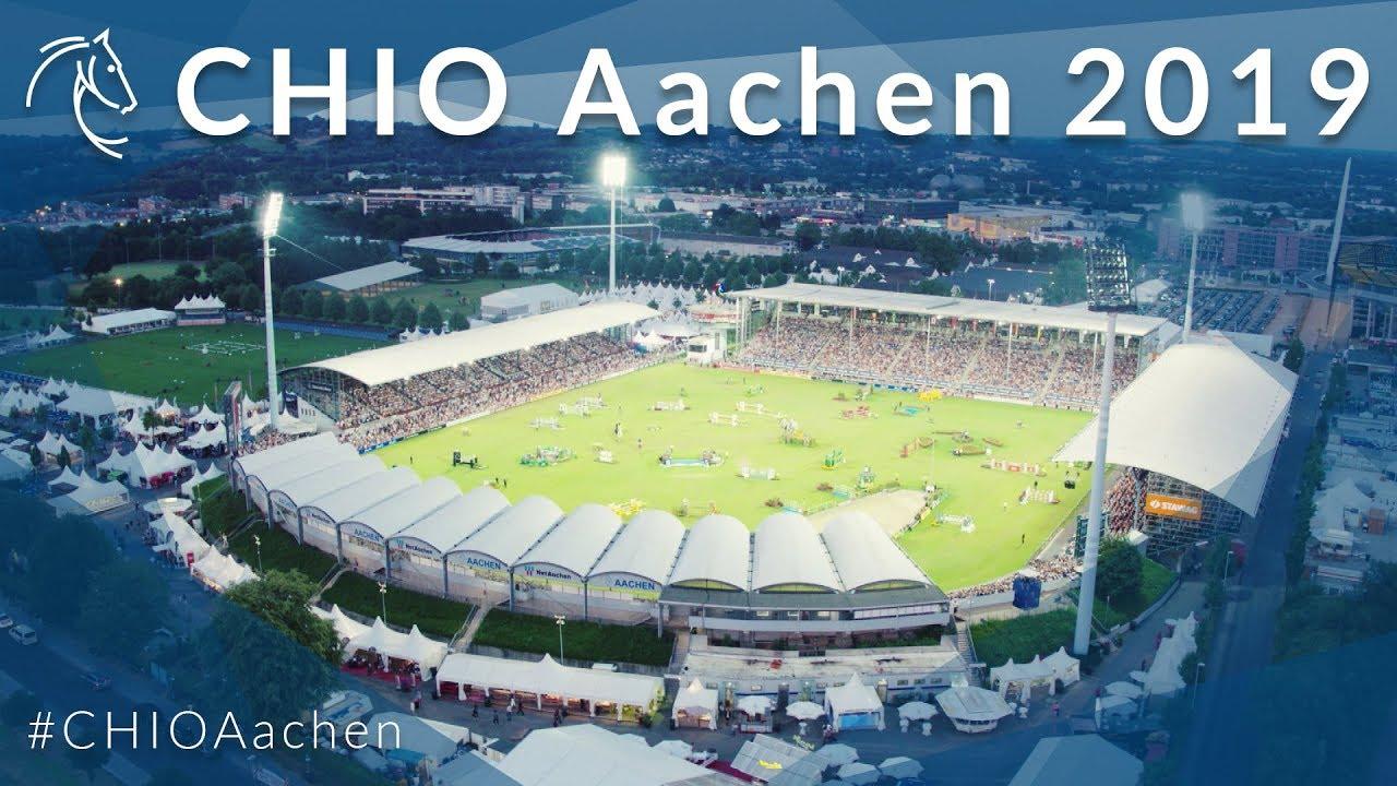 CHIO Aachen on