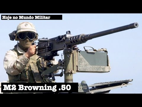 M2 Browning .50