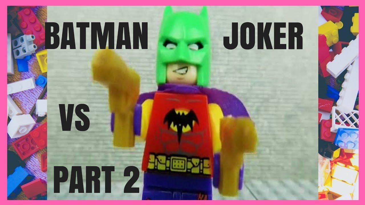 ▻ LEGO Batman vs Joker sub deutsch PART 2 ▻ STOP-MOTION ▻ 2017 ...