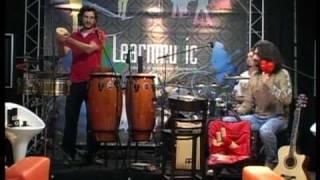 Павел Гонин 4/8 Learnmusic Перкуссия. Как играть. Урок