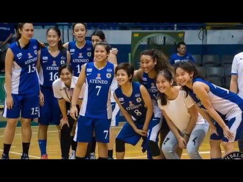 Ateneo Women's Basketball Team
