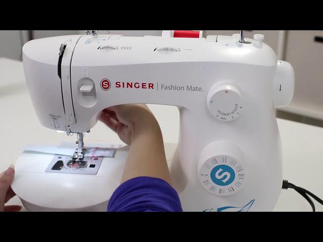 Fashion Mate™ 3342 Sewing Machine | Singer com