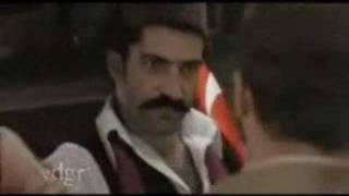 Osmanlı tokadı son osmanlı Kenan Imirzalıoglu Vatan bayrak inmez ezan dinmez Kahpe Bizans