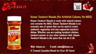 Indian Vegetarian (non) & Vegan Spices/recipes In Toronto | Tandoori Masala Noart