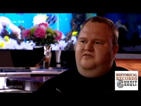 Kim Dotcom Interview By Paul Holmes (part 2)