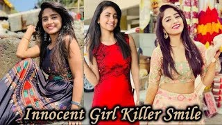Nisha Guragain Killer Smile - TikTok Musically - Hot Beautiful Girl Video