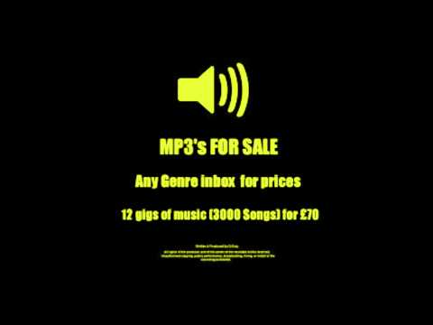 MP3's for sale *Any Genre* Inbox for prices