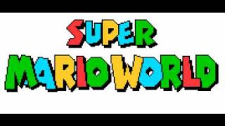 Super Mario World Music - Sub Castle Clear Fanfare